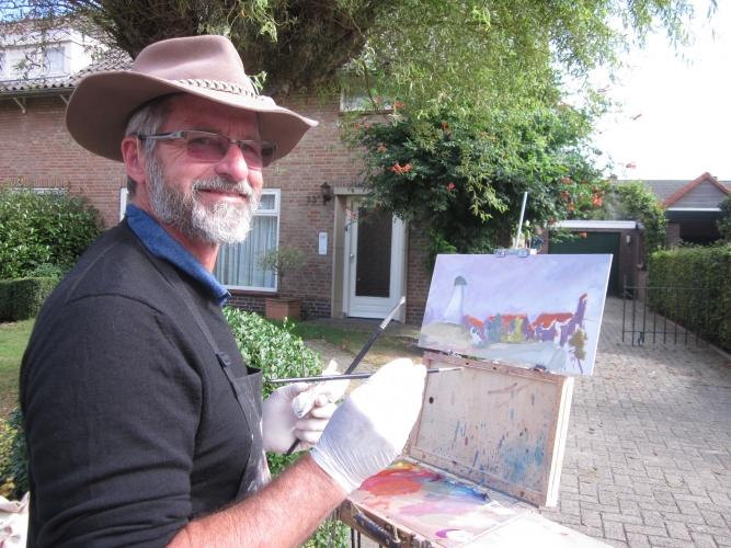 schilder uit Australie 014