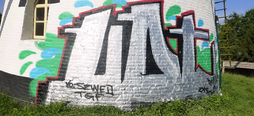 grafittimolen