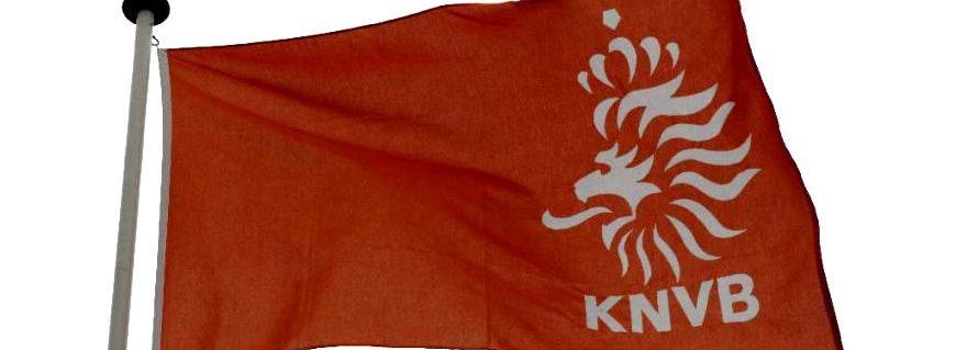 KNVB Vlag - Wapperend_0